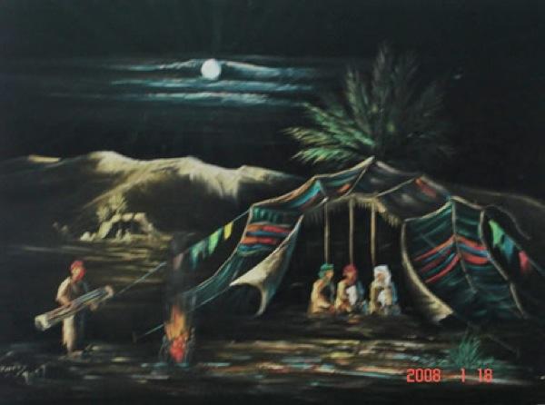 لكل يوم لوحة فنية - صفحة 10 Baghdad042011_008
