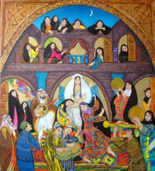 لكل يوم لوحة فنية - صفحة 10 Baghdad042011_017